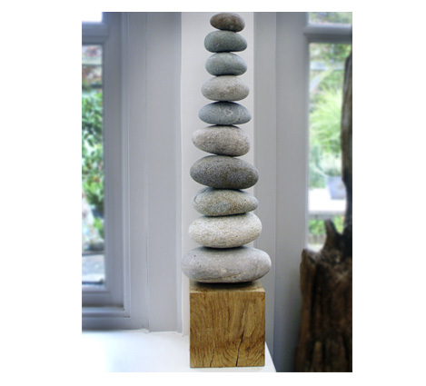 boulder stacks for around the home